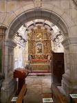 Santo Mauro, Bousés, capilla del Cristo Roto . Barreira